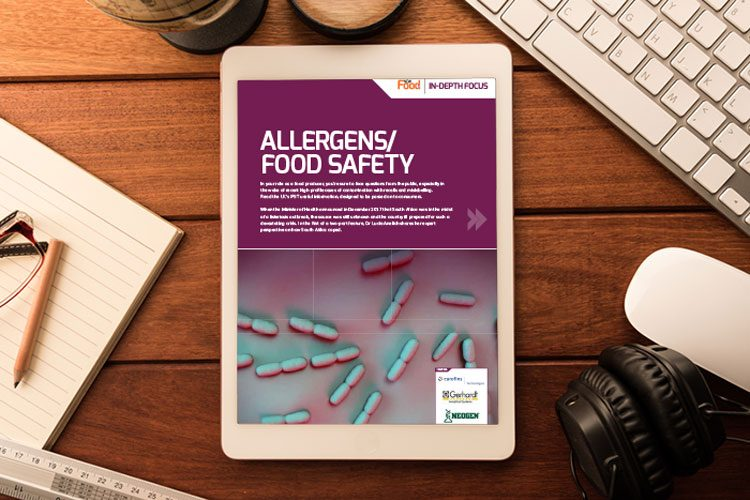 Allergens/ Food Safety In-Depth Focus 2018 - New Food Magazine