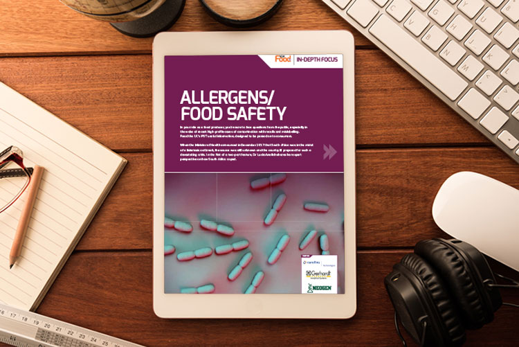 Allergens/ Food Safety In-Depth Focus
