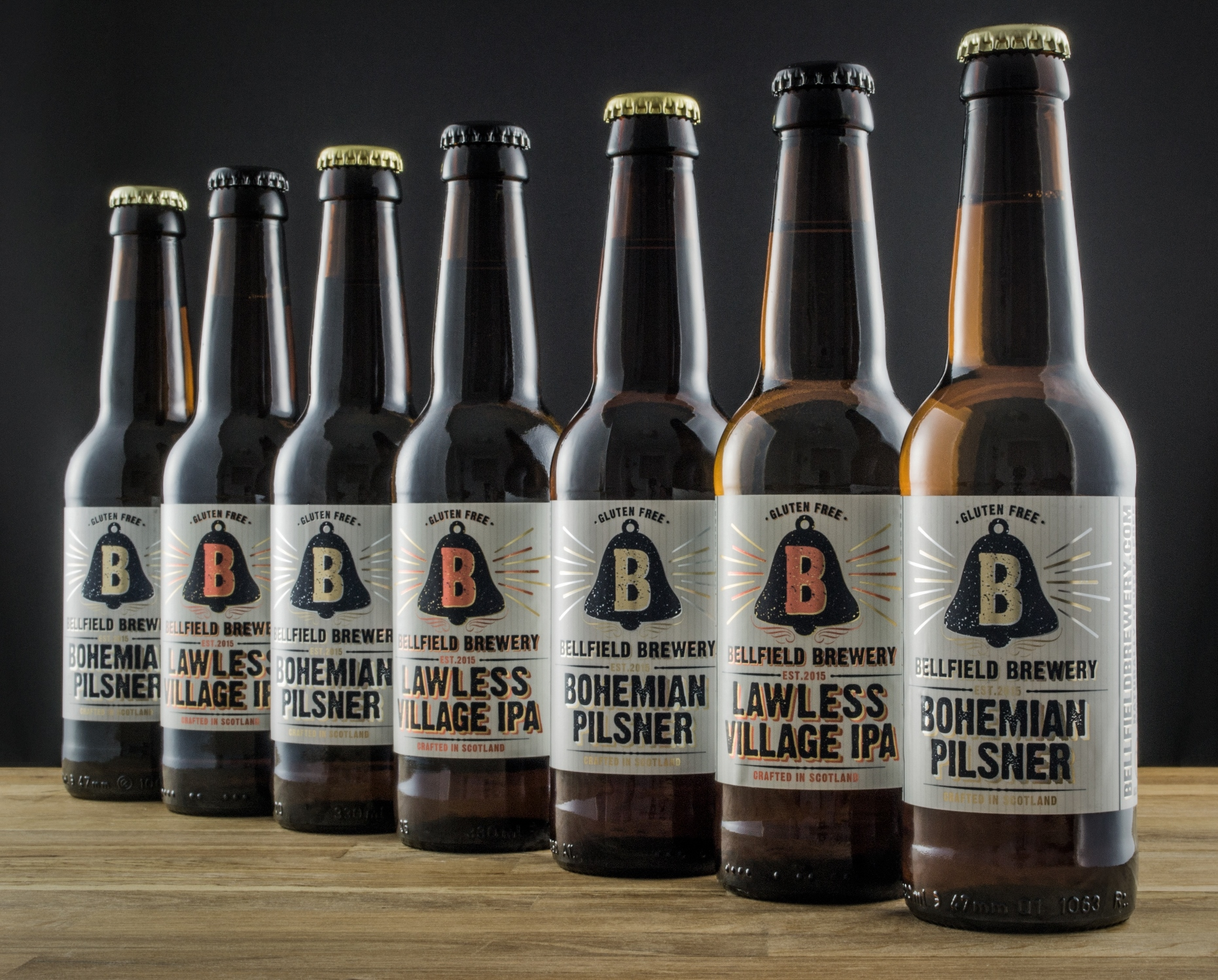 Bellfield Brewery secures national distribution partners