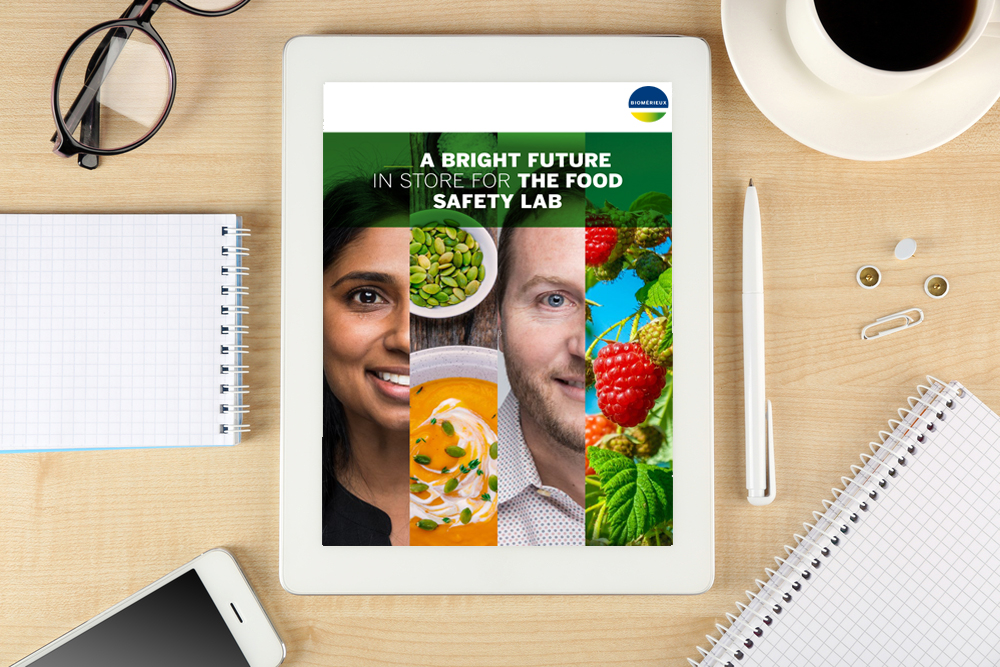 A bright future in store for the food safety lab