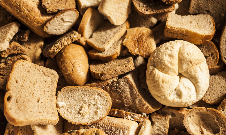 Scientists repurpose waste bread to feed microbial starters