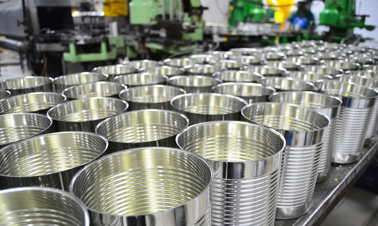 Increased demand for canned foods predicted to develop FGL market