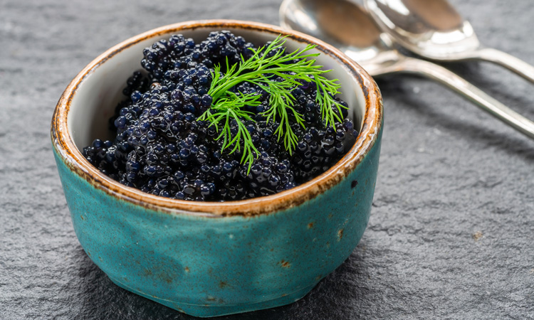 Recall of Roland red and black lumpfish caviar