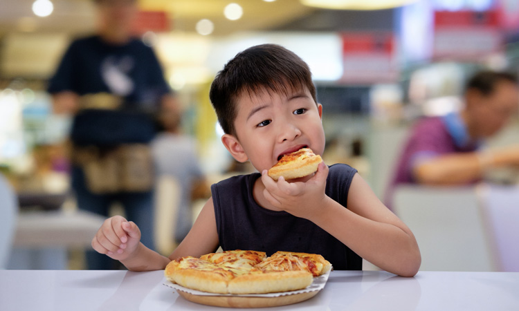 National study finds diets remain poor for majority of American children