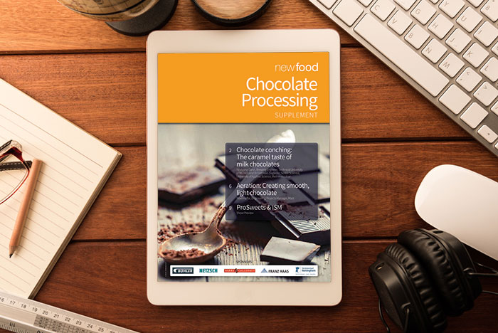 Chocolate Processing supplement