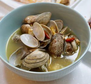 Salted or pickled clams recalled after link to hepatitis A outbreak