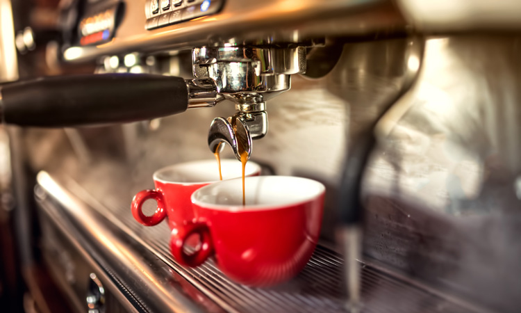 Ensuring retail coffee house sustainability with solar thermal energy