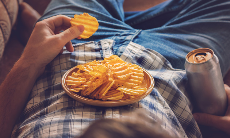 Healthy eating trend trumped by comfort eating