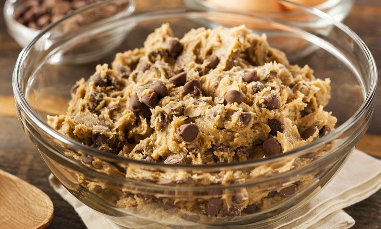 California New Foods recalls cookie dough