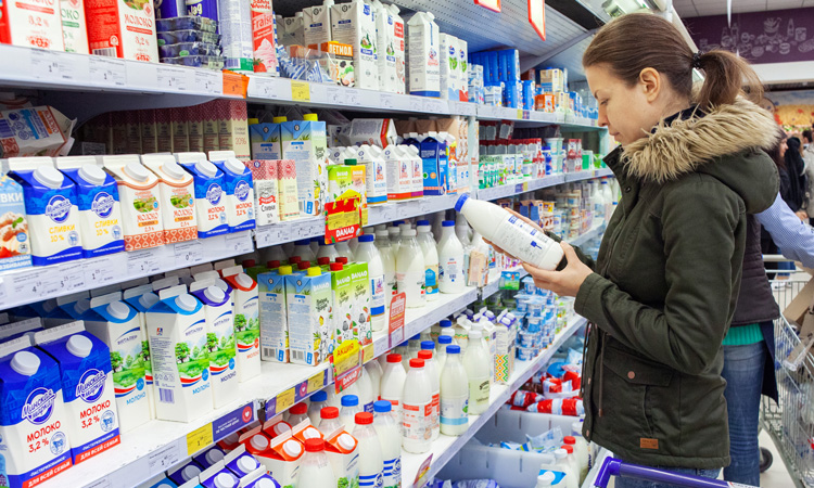 How are consumer perceptions around dairy products changing?