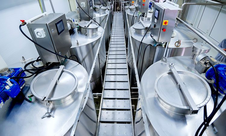 Dairy processing equipment market to reach over $15bn by 2026