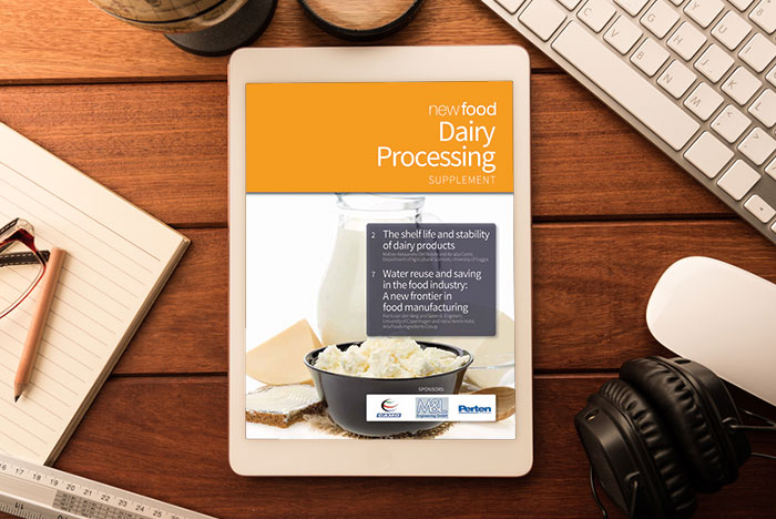 Dairy Processing supplement