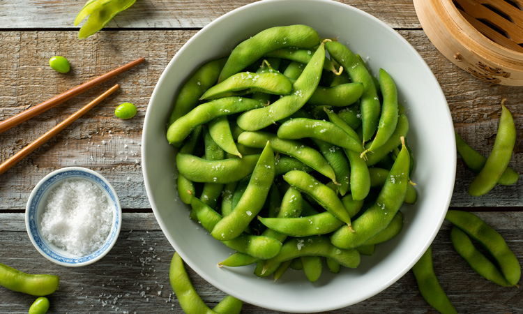 New planting guidelines could boost edamame profits, says research