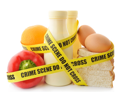food crime confidential