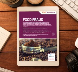 Food Fraud in depth focus 4 2018