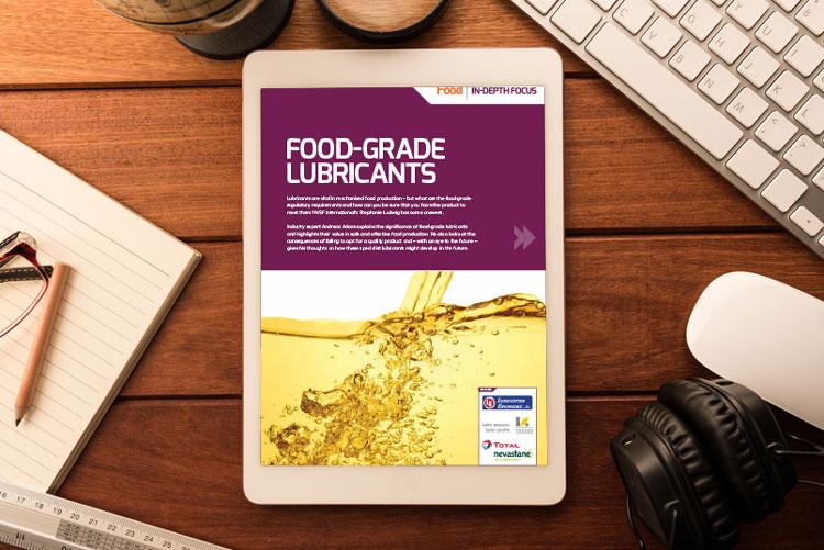 Food Grade Lubricants 2018