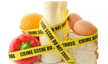 Food fraud scandal