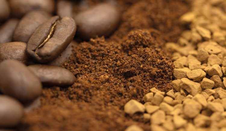 Freeze-Drying in the Coffee Industry - New Food