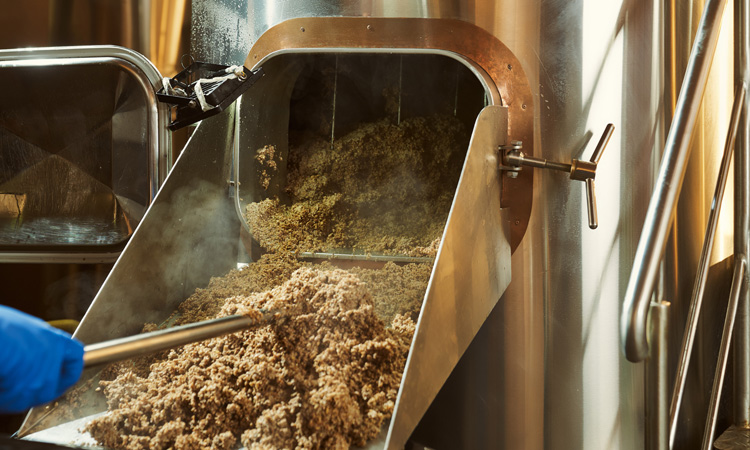 Leftover grain from breweries could be converted into fuel