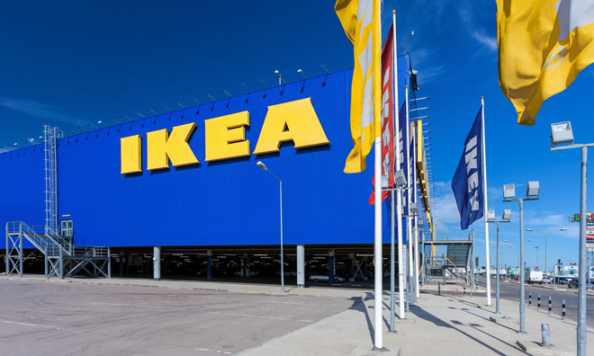 IKEA recall a further six products after allergy scare