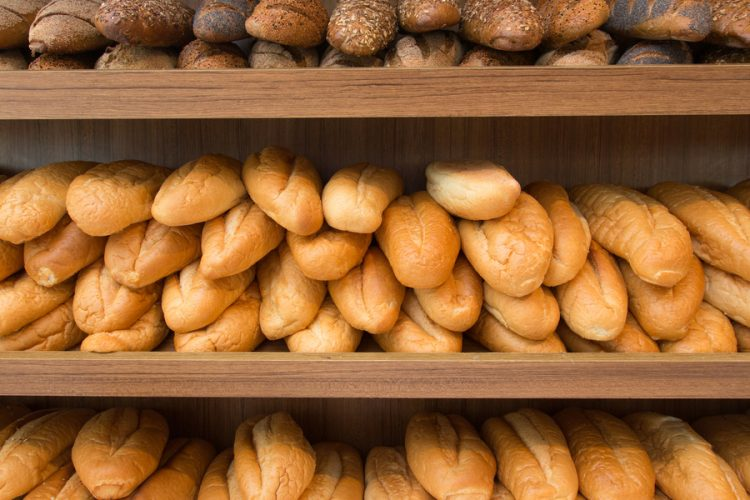 Produce industrial bakery products