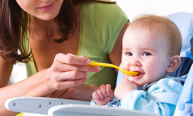 Adult influences inspire baby food and snack innovation, reveals insights