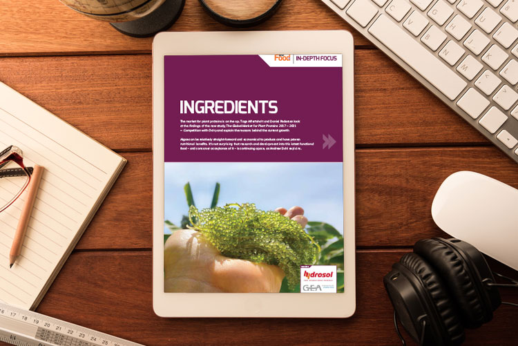 Ingredients In-Depth Focus 2018