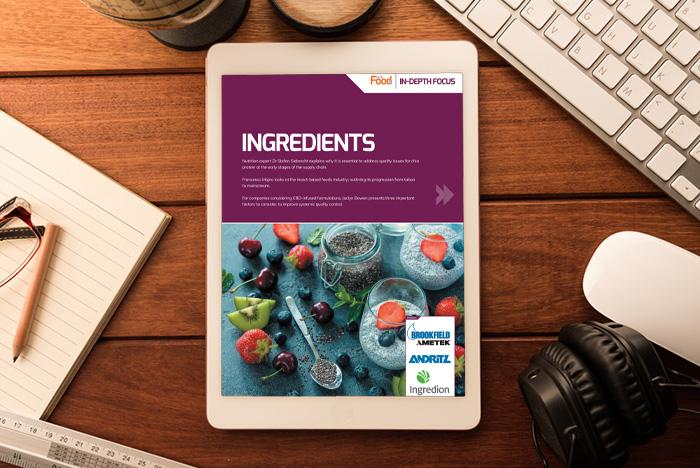 Ingredients IDF