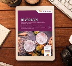 beverages IDF cover