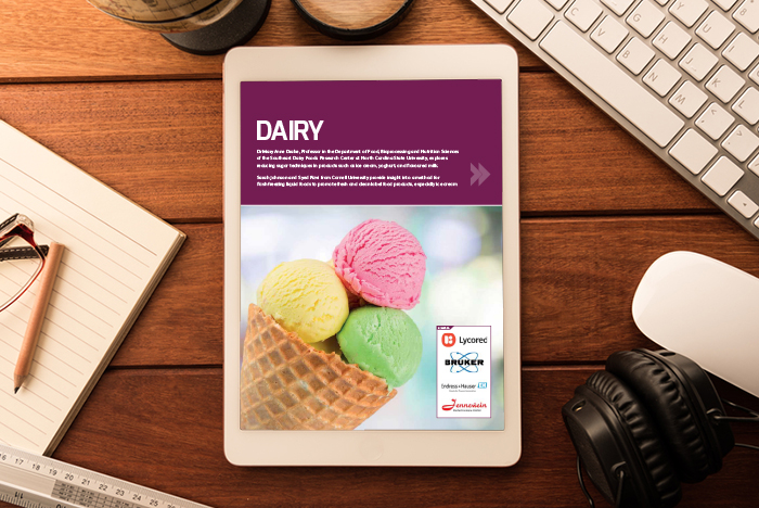 Dairy - In-Depth Focus - Issue #3 2019