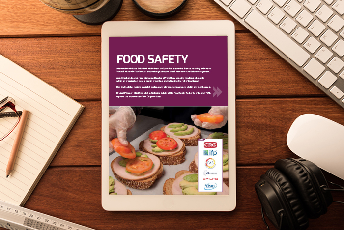 Food Safety – In-Depth Focus – Issue #3 2019