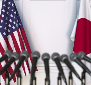 US and Japan agree initial trade deal with focus on agriculture