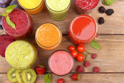 juice market in Europe