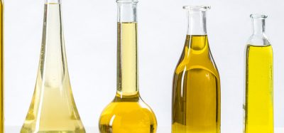 Viscosity of food-grade lubricant oils