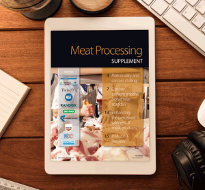 Meat Processing supplement