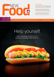 Issue 1 2019 New Food cover