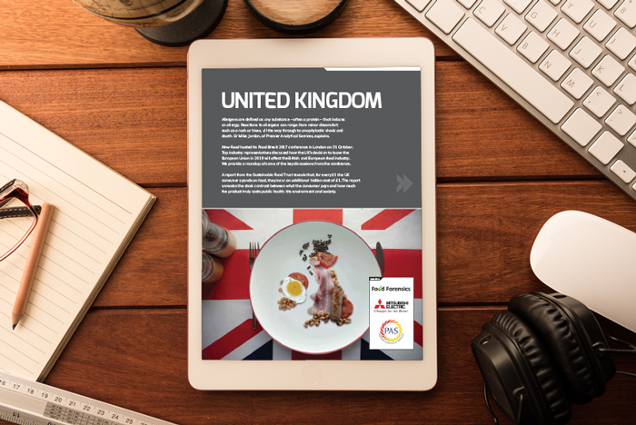 New Food United Kingdom profile