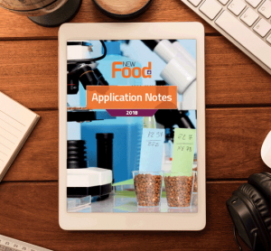 Application Notes 2018