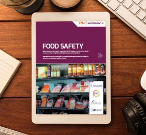 Food Safety IDF cover