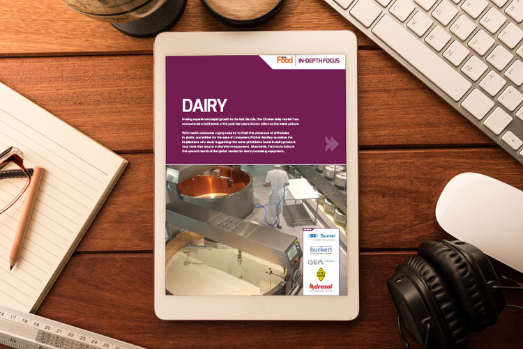 Issue 3 2018 dairy In-Depth Focus