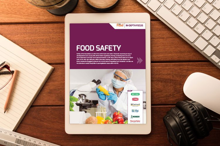 Food Safety In-Depth Focus 2018 - New Food Magazine