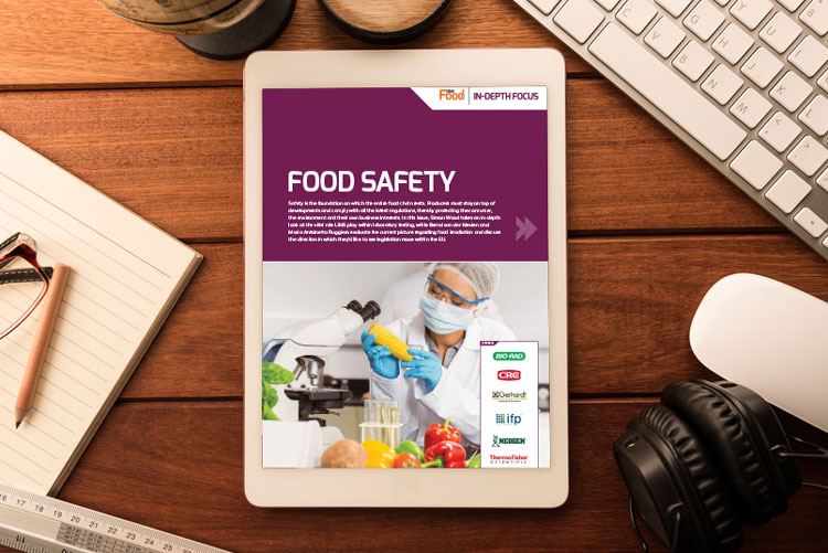 Food Safety in-depth focus 3 2018
