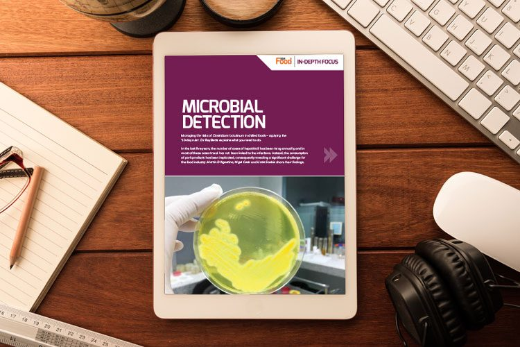 Microbial Detection In-Depth Focus 2018