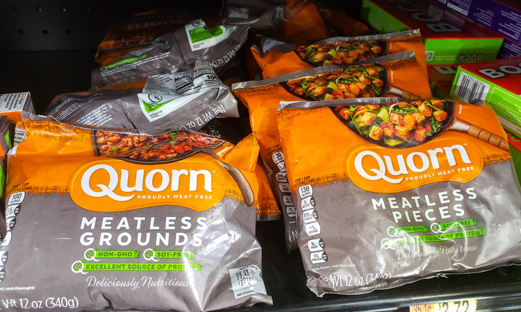 Quorn to be first major food brand to implement carbon labelling