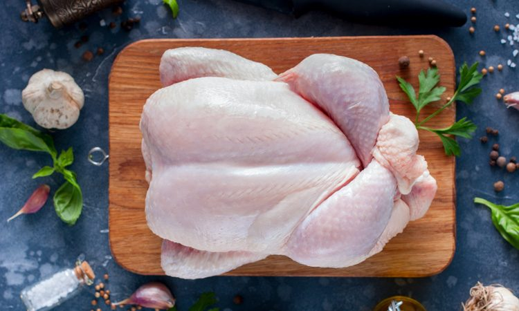 Mass recalls of chicken products