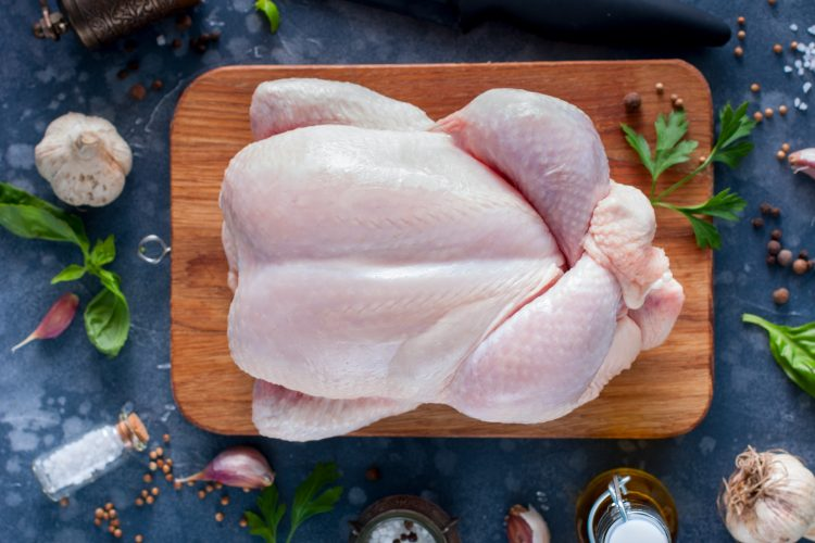 campylobacter raw chicken