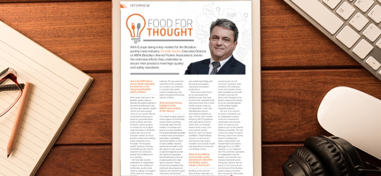 Food For Thought Interview: ABPA