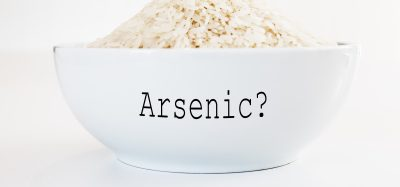 arsenic in rice