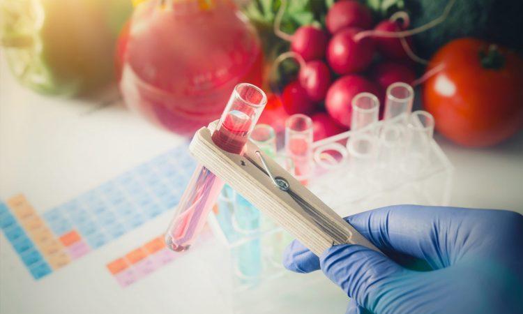 mass spec food microbiology