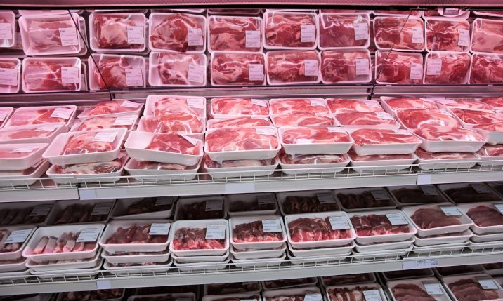 shelf-life for fresh meat